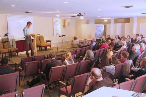 Unity pulpit